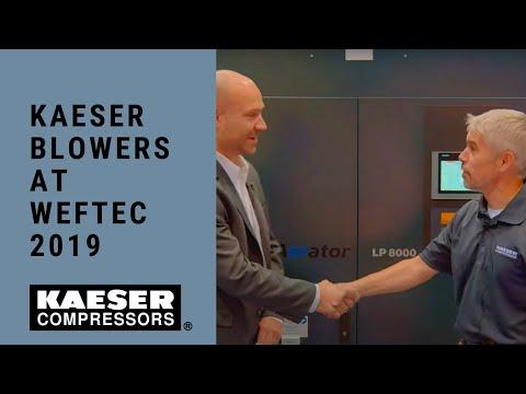 kaeser-compressors-at-weftec-2019