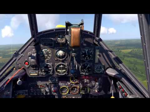 Manual Pitch Control (109s and Spitfires)