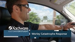 Xactware Customer Spotlight: Worley Delivers Fast, Effective Claims Service