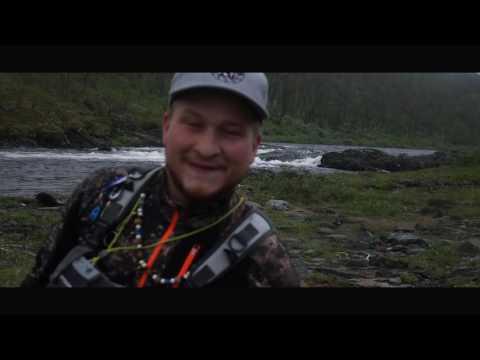 Finnmark - flyfishing big trout 2016