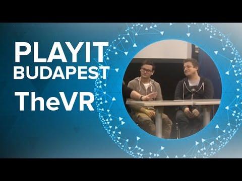 Beszélgetés a TheVR-ral - PlayIT 2015 ősz