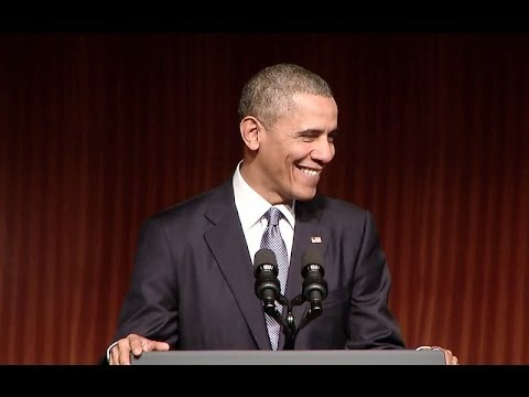 President Obama Speaks on Civil Rights