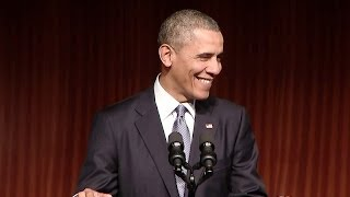 President Obama Speaks on Civil Rights