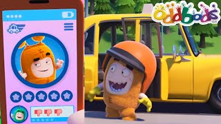 Slick's Bad Day At Work    NEW Full Episode by Oddbods