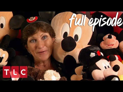 She's Obsessed With Mickey Mouse! | My Crazy Obsession (Full Episode)