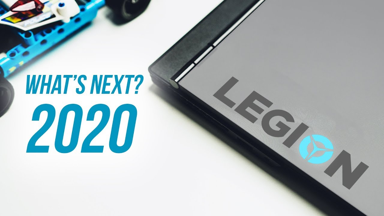 Upcoming 2020 Legion Gaming Notebooks & More!