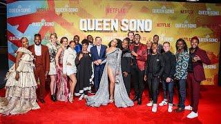 Queen Sono: Netflix premiers first African series