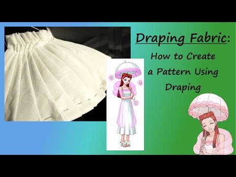 How to Drape a Pattern