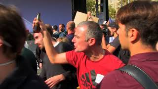 Video Manifestation de Mélenchon Bastille-République (23 septembre 2017, Paris) download MP3, 3GP, MP4, WEBM, AVI, FLV Oktober 2017
