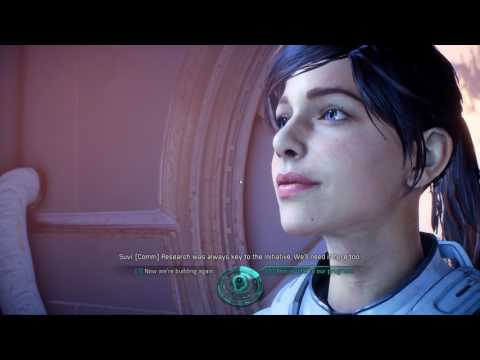 Mass Effect: Andromeda Game play. |