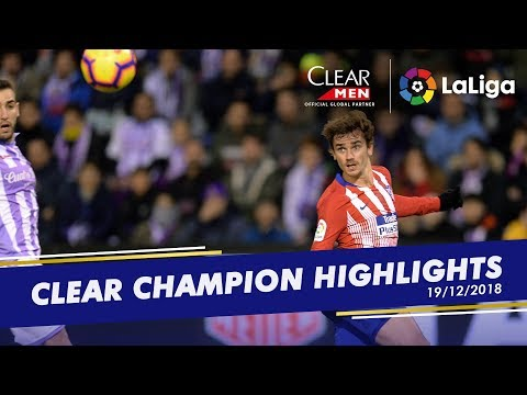 WATCH: Griezmann's winner and Tello's stunner - the best of La Liga