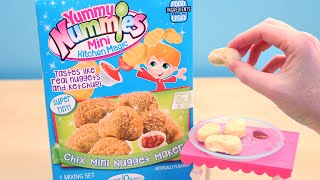 Yummy Nummies Mini Chicken Nuggets Maker Diy Food For Kids