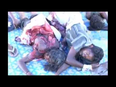 Tamil Genocide in Srilanka - Channel Four by S.A.Mahesh.flv-மகேஷ்