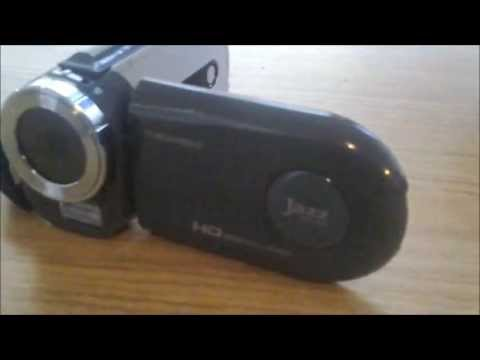 Jazz HDV504 HD Video Camcorder Review