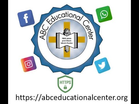 ABC Educational Center added a cover video    ABC Educational Center 404831870130444