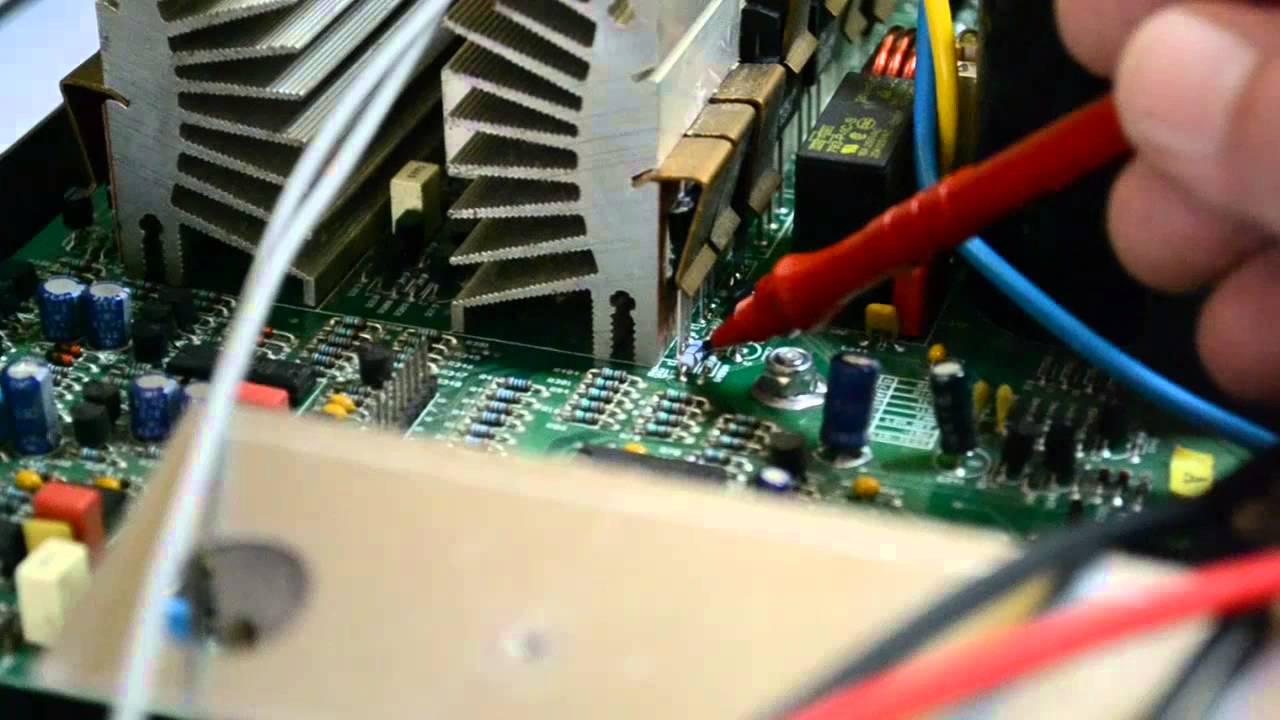 Dynacord Powermate 1000 Blowing Fuses Repair Guide Youtube Wiring Diagrams