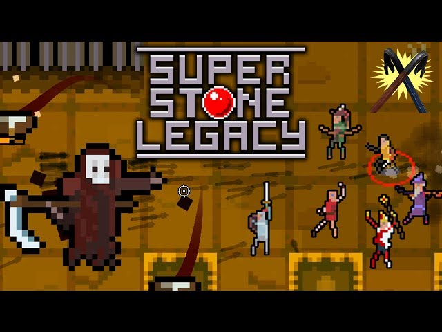 Super Stone Legacy - Bring the Whole Party!