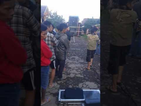 Cek sound prima we pancuran Karanganyar poncokusumo Malang