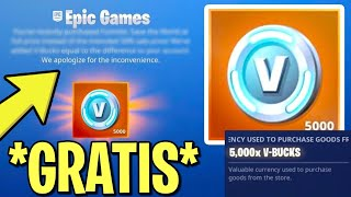 COMMENT À RECEIVE 5000 V-BUCKS GRATUIT!!! | LE MENSONGE D'AIDEN 433!! | SBUGIARDATOOH! ITA Fortnite