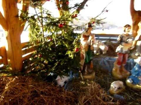 Szopka Bożonarodzeniowa Chocznia,Wadowice,