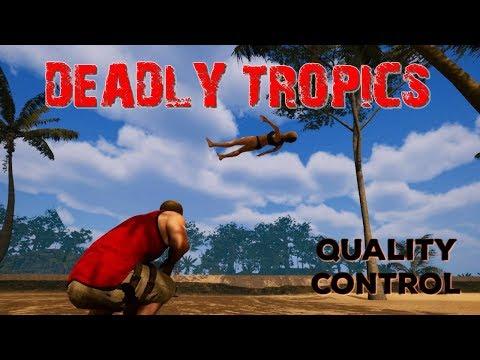 Deadly Tropics - Dead-Inside Island (Quality Control)