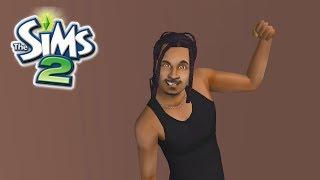 WEIRD FLEX BUT OK! | Let's Play | The Sims 2 | #9