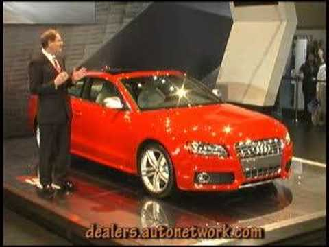 2007 New York Auto Show, Audi.