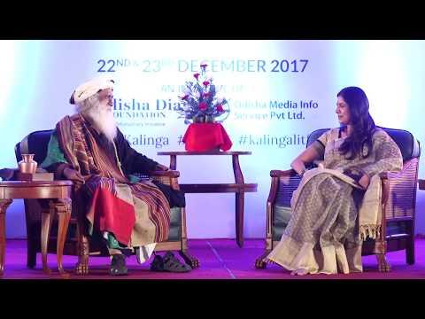 Arundhathi Subramanian with Sadhguru - In conversation with the Mystic