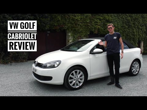 VW Golf Cabriolet Review | Full Test