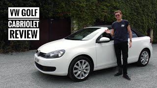 Volkswagen Golf Cabriolet 2011 Videos