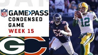 Packers vs. Bears | Week 15  NFL Game Pass Condensed Game of the Week
