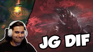 THIS IS WHAT JUNGLE DIFF LOOKS LIKE!