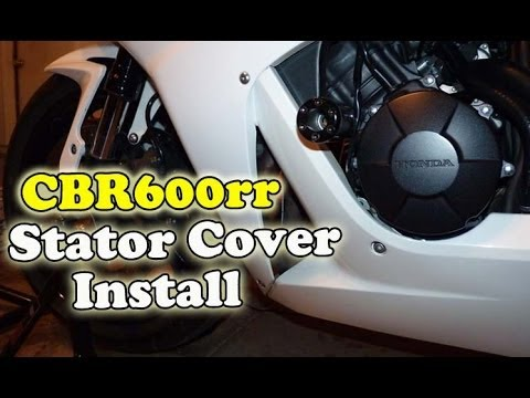 Replaceing Yamaha Stator Cover