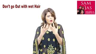 Amazing Hair Care Tips For Everyone in Hindi - by Sam Madam
