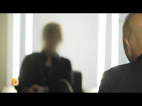 Sonja Holleeder spreekt voor het eerst buiten de rechtszaal - RTL BOULEVARD