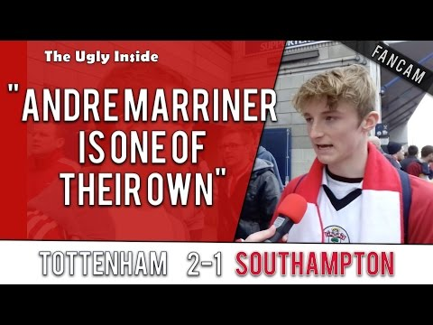 """Andre Marriner is one of their own!"" 