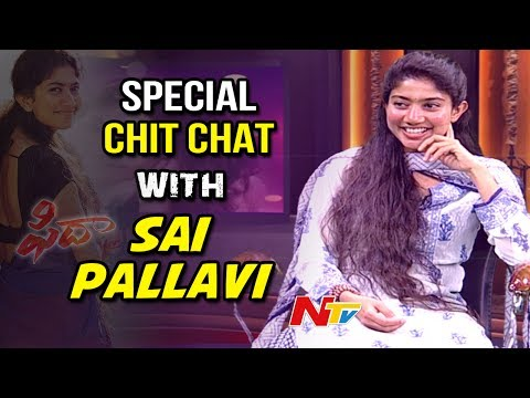 Sai Pallavi Exclusive Interview || Fidaa Movie || Varun Tej, Sekhar Kammula || NTV