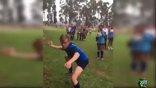 SA school kids lit gqom Dance