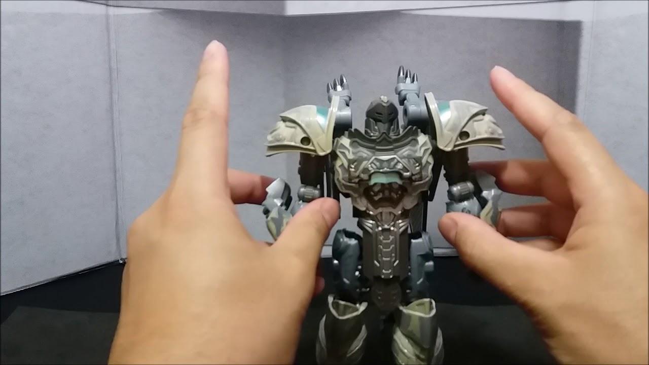 "KBB The Last Knight Steelbane Action Figure 15/"" Toy New Figurine"