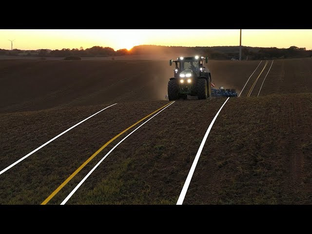 7R/8R John Deere Traktorer - Intelligens