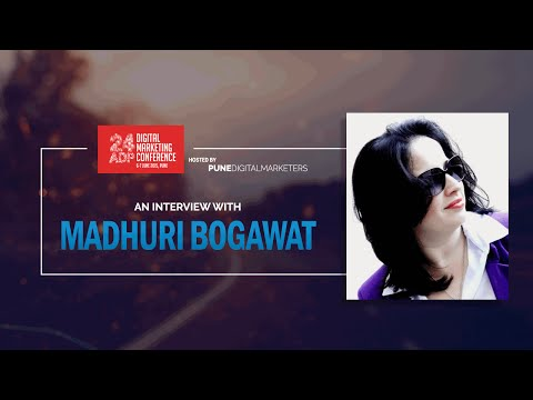 An Interview with Madhuri Bogawat | Know the Speakers of 24adp.com