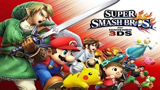 Super Smash Bros. für Nintendo 3DS [#5] Alle Kämpfer + Ultra-Smashes