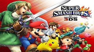 Super Smash Bros. für Nintendo 3DS [#5] Alle Kämpfer + Ultra-Smashes