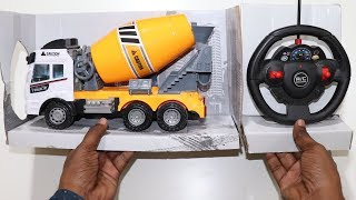 Remote Control Giant Truck Unboxing & Testing - Chatpat toy tv