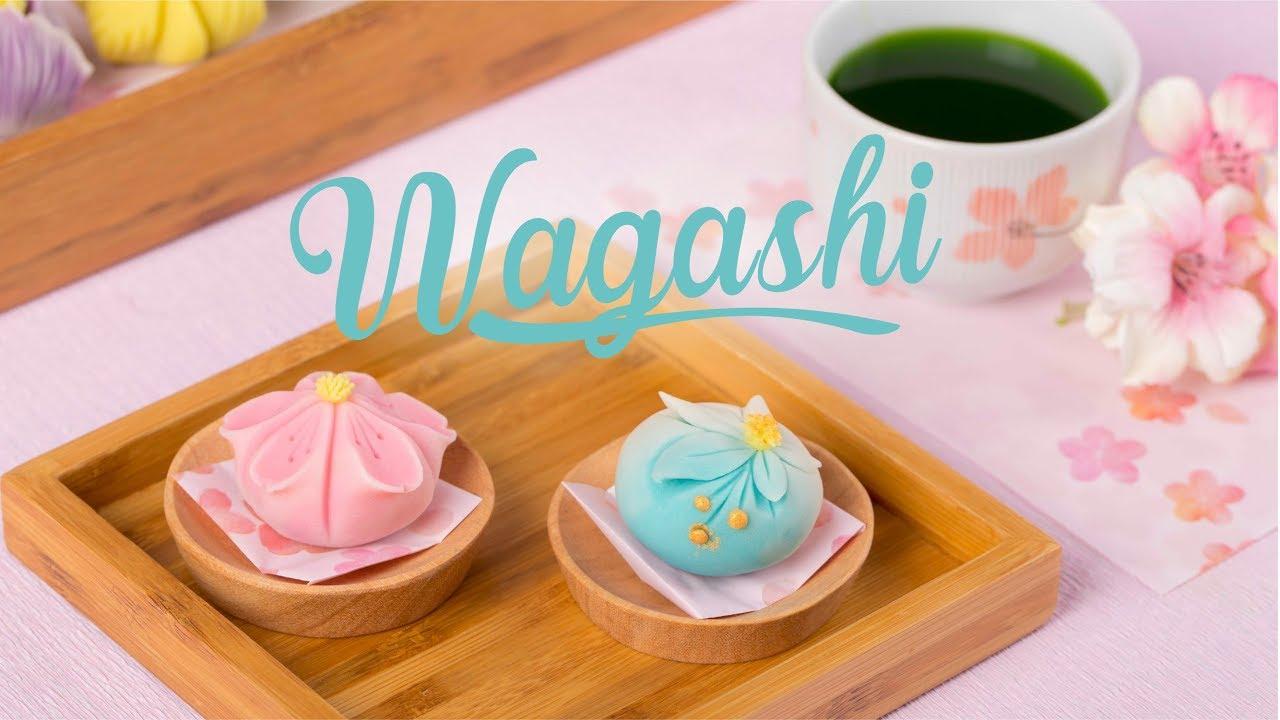 Hướng Dẫn Tạo Hình Nerikiri (Wagashi) Tuyệt đẹp | Hướng Nghiệp Á Âu