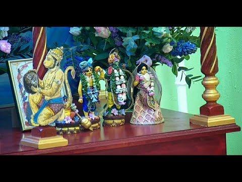 Бхагавад Гита 5.22 - Ачьютатма прабху