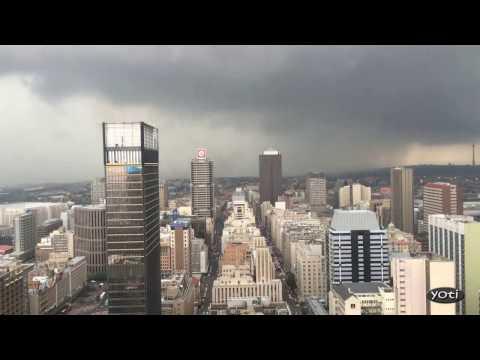 Gauteng flood compilation South Africa Nov 2016