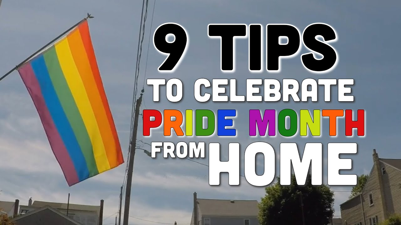 Celebrate Pride month with virtual events from 50th anniversary ...