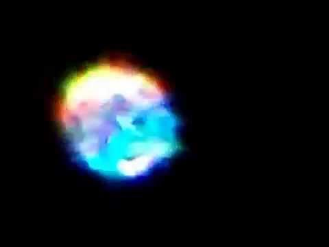 Звезда Сириус в телескоп - YouTube