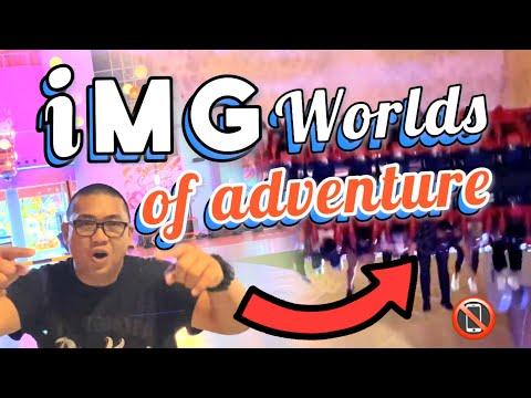 IMG Worlds of Adventure Complete Tour | Pambihirang Karanasan
